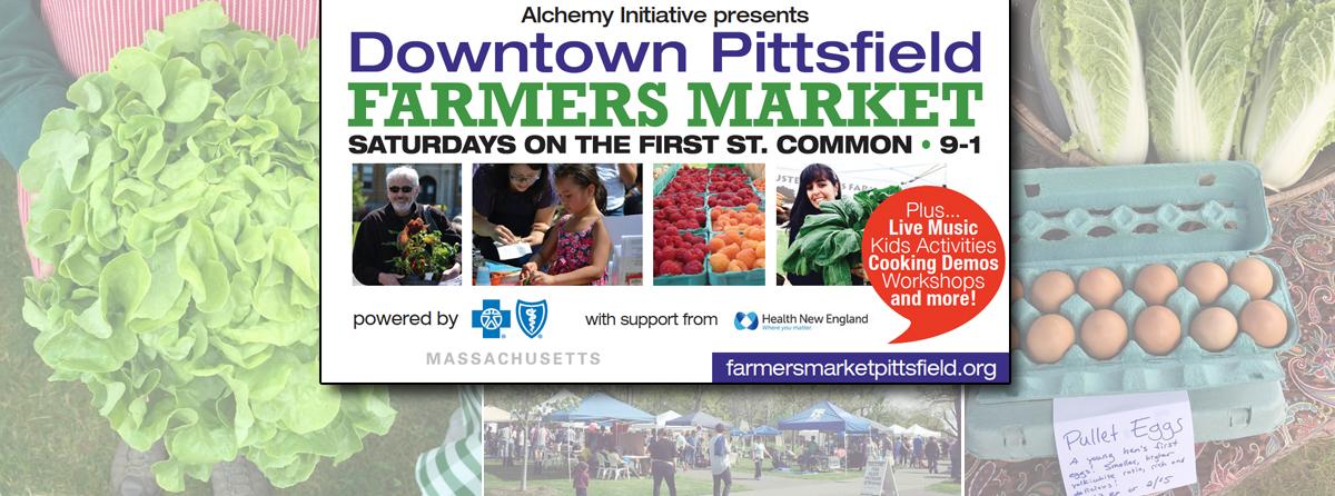 Downtown Pittsfield Farmers Market