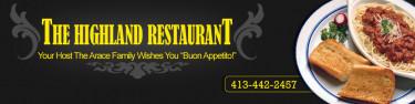 Restaurant, Highland