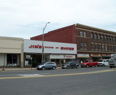 jims house of shoes