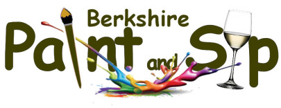 Berkshire Paint and Sip Logo-white