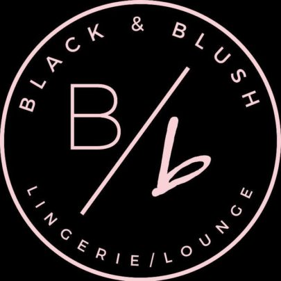 black-and-blush-logo